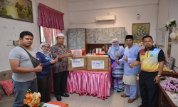 JMA, RCE PENANG@USM COLLABORATE TO DISTRIBUTE FACE MASKS; ASSIST SCHOOLS AND LOCAL COMMUNITIES